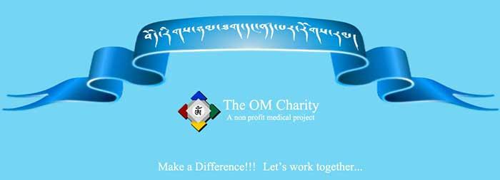 OM Charity Logo