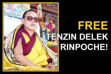 Free Tenzin Delek